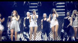 The Saturdays- All Fired Up [All Fired Up Tour Live DVD]