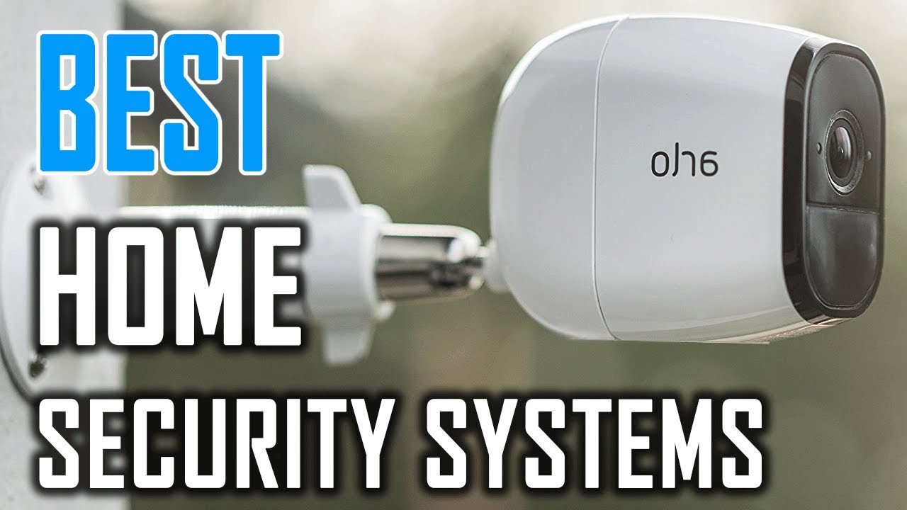 Best Wireless Home Security System Newark NJ 7104