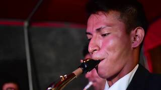 Asi no te amara jamas (dra) - Orquesta la Banda del Swing 2017