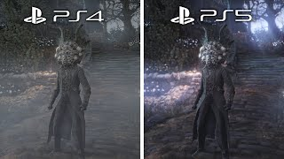 Bloodborne PS5 Graphics Mod Overhauls the Visual Experience