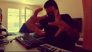 CloZinger - Sinking - Scarfinger Live MPC