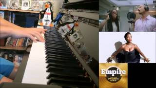 "Empire Cast - ""Conqueror"" ft. Estelle & Jussie (Advanced Piano Cover)"