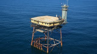 The Most Terrifying B&B on Earth: The Frying Pan Tower Coast Guard Light Station