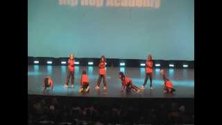 Amazing Kid Hip Hop Dancers ONLY 5-7yrs old! - J MINI - Breaking Popping Locking