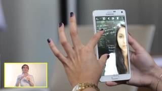 Samsung Note 4'ün kolay kullanım özellikleri nelerdir?