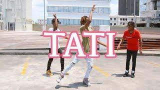 6IX9INE - Tati Feat. DJ SpinKing (Official NRG Video)
