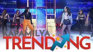 Andrea at Francine nagtarayan sa kanilang It's Showtime performance!!! 💃💃💃