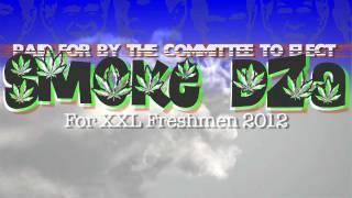 Vote Smoke DZA in 2012