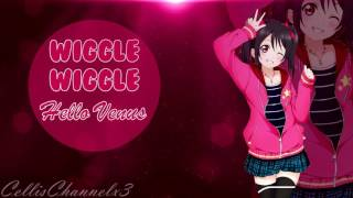 Nightcore - Hello Venus - 위글위글 (Wiggle Wiggle)