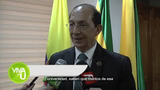 Gobierno Nacional otorgará importantes recursos económicos a la Universidad Pública.