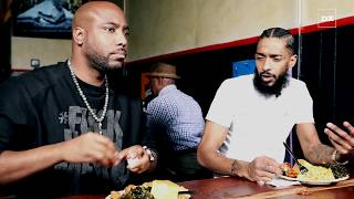 Nipsey Hussle On The Best Advice 50 Cent Gave Him & Being Compared To Early Jay-Z