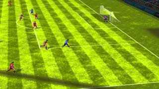 FIFA 13 iPhone/iPad - AJR ALL STARS vs. Bari