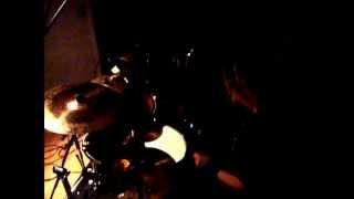 CREATE A KILL - Tobias Gustafsson drum cam