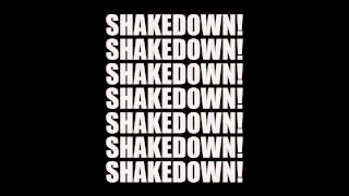 Jackal - Shakedown  Lyrics 