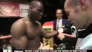 Adonis Stevenson vs Mike Funk Full Fight