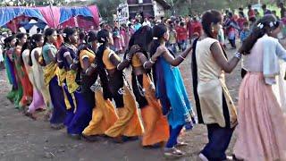 Best Adivasi Dance 2018 // आवजे मारी जानूङी//New Style Aadivasi Dance