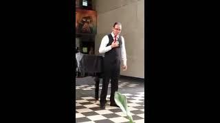Keny Gómez, Baritono. El Dia Que Me Quieras, Tango de Carlos Gardel