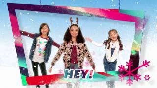 Jingle Bells Karaoke | Stuck in the Middle | Disney Channel