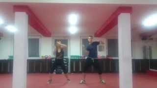 Zumba® Kielce - Omar Acedo - Solo Contigo  ( Choreography by Maciej Sarnat )