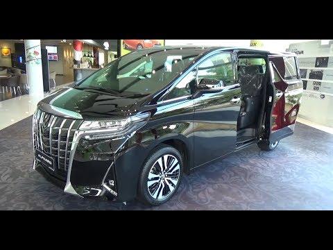 Toyota Alphard Executive