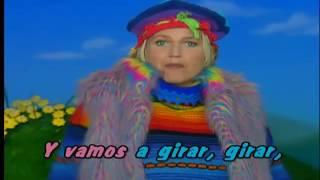 Xuxa, Cancion Estatua en Español