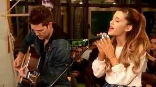 Ariana Grande - Honeymoon Avenue ( Unplugged Jam In Paris )