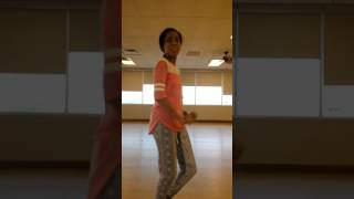 """Ginger's Zumba Dance Moves for """"Despacito"""" (by Luis Fonsi ft. Victor Manuelle)"""