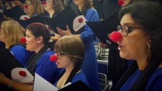 Coro de Santo Amaro de Oeiras - Jingle Bells - Operação Nariz Vermelho