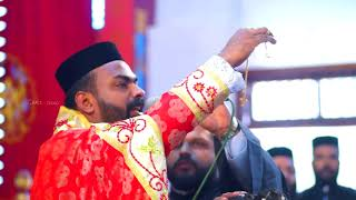 Kireedam Vazhvu (Blessing of the crown)#Glorious voice by Fr Aji Mathew #Orthodox Wedding width=