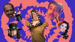 التمساح الحلقة ٩٨: الملاكمية السحرية   Temsa7LY