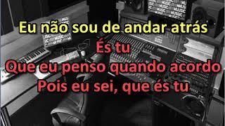 Bárbara Bandeira - És Tu (Karaoke) Versão