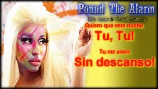 "Pound The Alarm ""Spanish Version""  nicki minaj   cover by RIEMcovers"