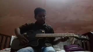 happy birthday tune on guitar