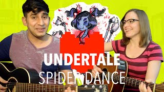 Undertale - Spider Dance/Muffet Theme (Acoustic Cover)