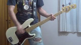 LAST CHANCE TO DANCE 05 - 'Til The End - Cj Ramone Bass Cover