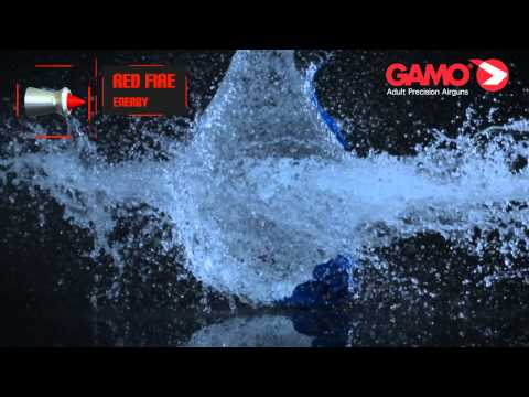 Video: Gamo RedFire pellets at PyramydAir.com   Pyramyd Air