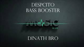 Best Bass Boost Despacito - Karaoke
