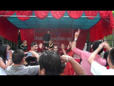 Karkalo gava group dance.MTS