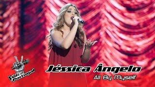 Jéssica Ângelo - All By Myself (Céline Dion) | Gala | The Voice Portugal