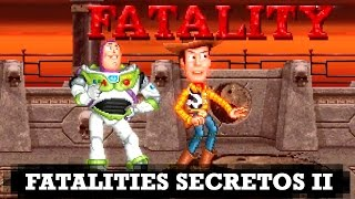 Fatalities Secretos Mortal Kombat II - AnimaBITS