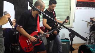 PROUD MARY - (COVER) CREEDENCE CLEARWATER REVIVAL