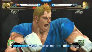 Guile's Theme Goes with Everything - Keoma's comeback Capcom Cup 2015