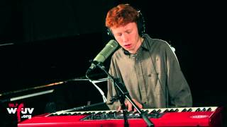 """King Krule - """"Cementality"""" (Live at WFUV)"""