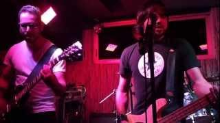 Green Daze (Green Day Cover) e o maluco do microfone - Velvet Pub - 06/09/2012