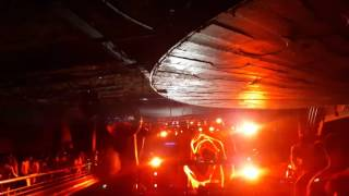 Talamasca (Pistolero (Snippet) & ID) @ Groove, Bs As, Argentina (10.12.16)