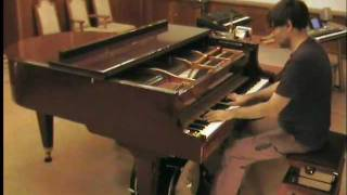 Dj Antoine - Welcome to St. Tropez - piano & drum cover acoustic unplugged by LIVE DJ FLO