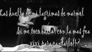 Lagrimas de Marmol - Joaquin Sabina - lo niego todo