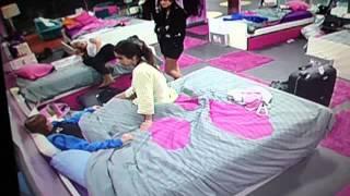 Vanessa e Mara conversam sobre dormir com os rapazes (madrugada) 22.10.12