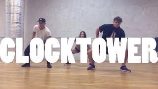 Jinco - Clocktower (feat. Mia Vaile) | choreography by Matt Pardus