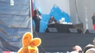 """Xavier Naidoo """"Dieser Weg"""" Ischgl Live"""